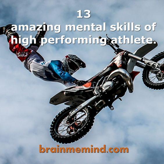 athlete mental skill