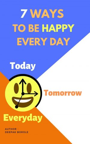 7 ways to be happy